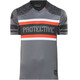 Protective Ceylon Bike Jersey Shortsleeve Men grey/black